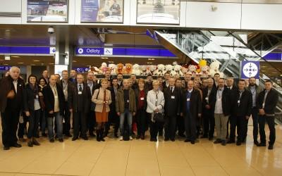 Udział w V Konferencji Technicznych Szkół Lotniczych w Rzeszowie