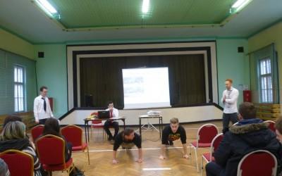 Konferencja w języku angielskim