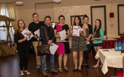 """Podsumowanie projektu """"Europejskie Praktyki Zawodowe dla uczniów LZN II"""""""