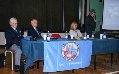 Spotkanie z przedstawicielem WKU i Kombatantami Misji Pokojowych ONZ