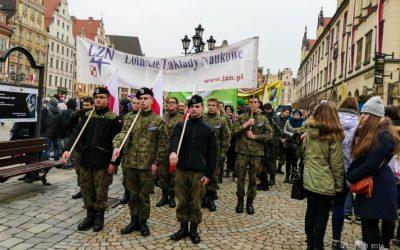 Radosna Parada Niepodległości 2016