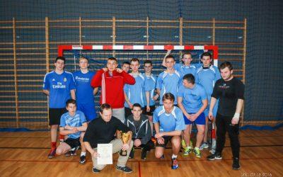 VII Zimowy Turniej piłki ręcznej chłopców
