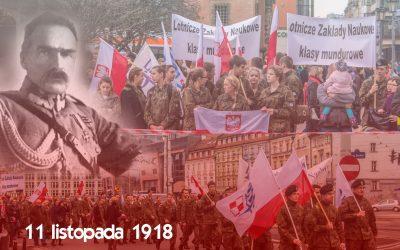 99 rocznica Odzyskania Niepodległości na Psim Polu
