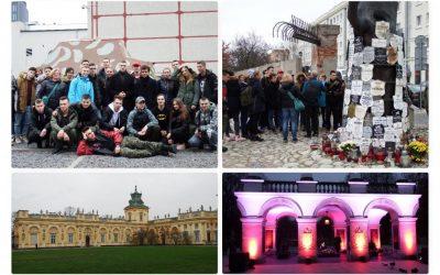 Warszawa – historia Polski z bliska
