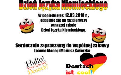 Dzień Języka Niemieckiego