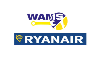 Patronat Firmy WAMS-RYANAIR