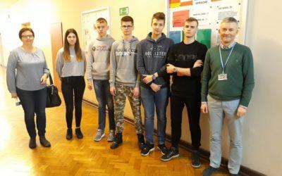 Szkolny Konkurs Języka Niemieckiego [Wyniki]